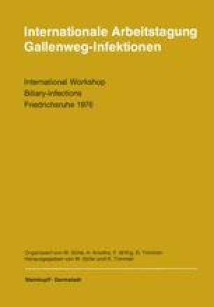 Internationale Arbeitstagung Gallenweg-Infektionen
