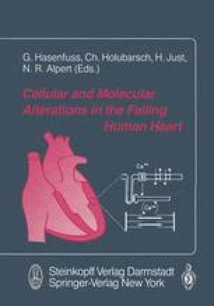 Cellular and Molecular Alterations in the Failing Human Heart