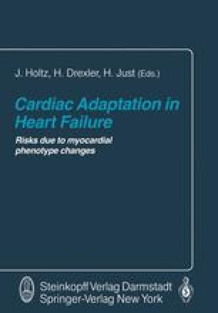 Cardiac Adaptation in Heart Failure