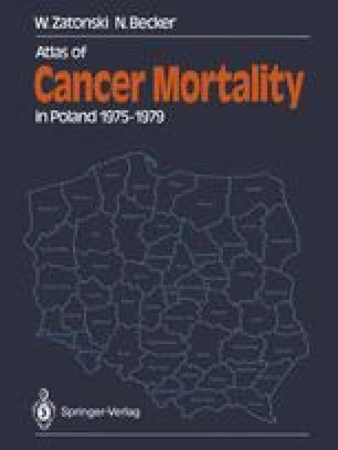 Atlas of Cancer Mortality in Poland 1975–1979
