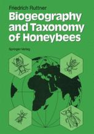 Biogeography and Taxonomy of Honeybees