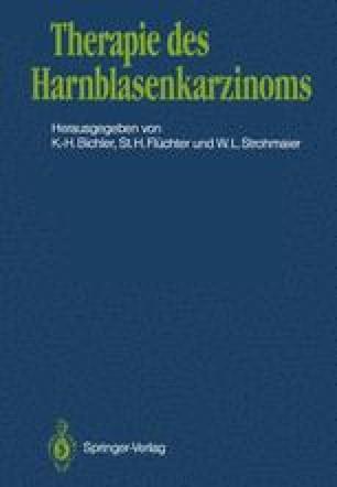Therapie des Harnblasenkarzinoms