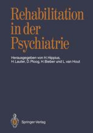Rehabilitation in der Psychiatrie