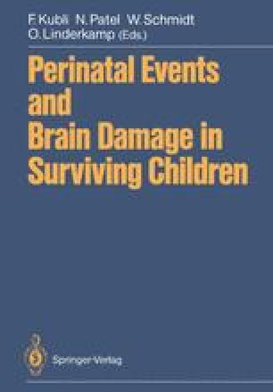 Perinatal Events and Brain Damage in Surviving Children