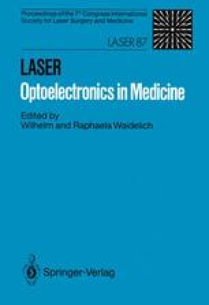 LASER Optoelectronics in Medicine