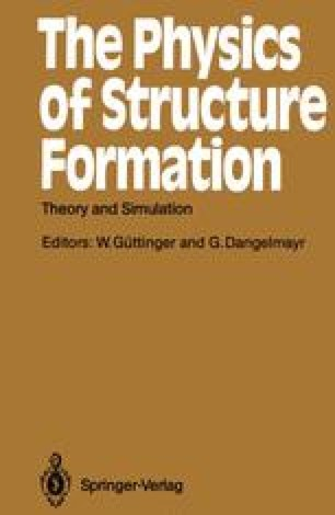 The Physics of Structure Formation