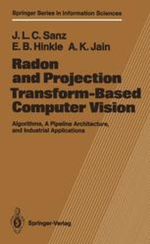 Radon and Projection Transform-Based Computer Vision