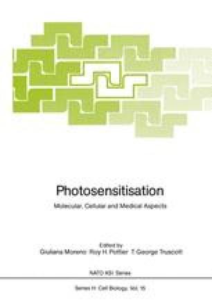 Photosensitisation