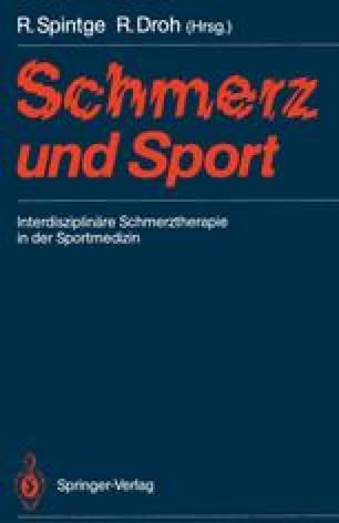 Schmerz und Sport