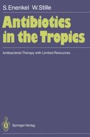 Antibiotics in the Tropics