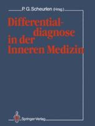 Differentialdiagnose in der Inneren Medizin