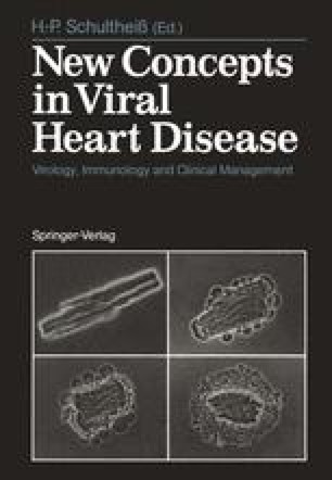 New Concepts in Viral Heart Disease