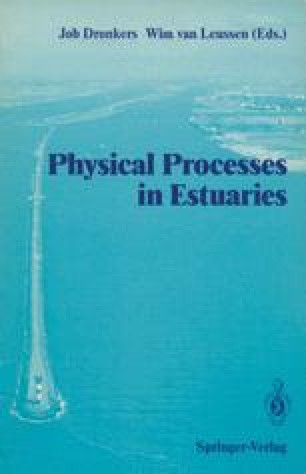 Physical Processes in Estuaries