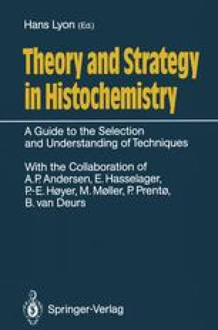 Theory and Strategy in Histochemistry