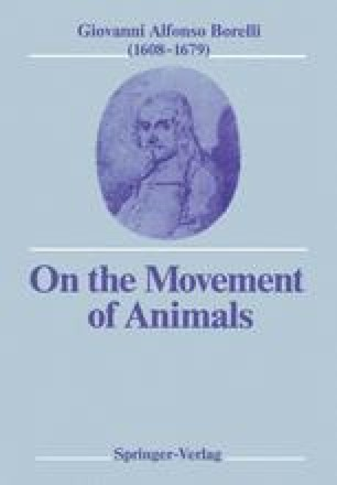 On the Movement of Animals