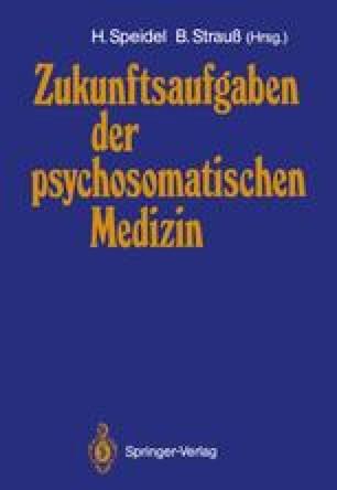 Zukunftsaufgaben der psychosomatischen Medizin