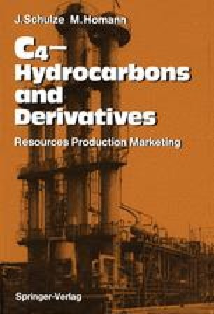C4-Hydrocarbons and Derivatives