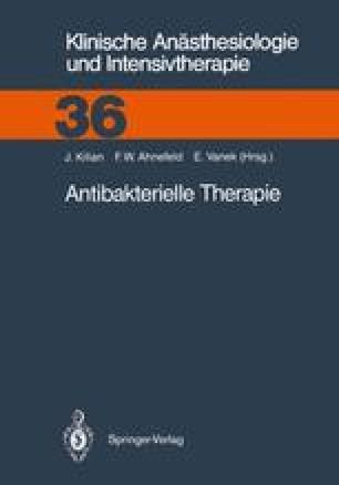 Antibakterielle Therapie