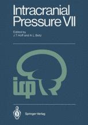 Intracranial Pressure VII
