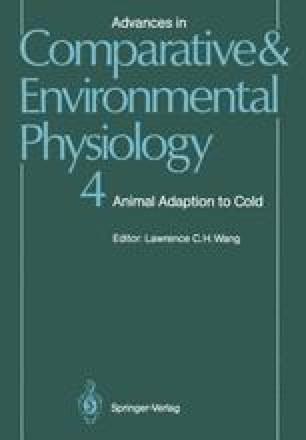 Animal Adaptation to Cold