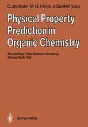 Physical Property Prediction in Organic Chemistry