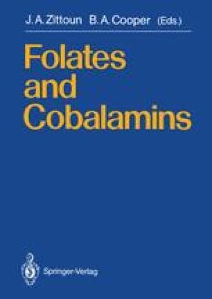 Folates and Cobalamins
