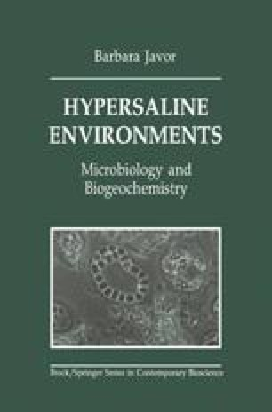 Hypersaline Environments