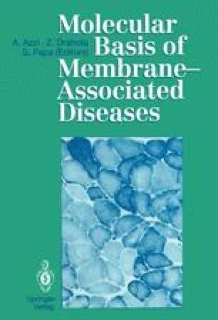 Molecular Basis of Membrane-Associated Diseases