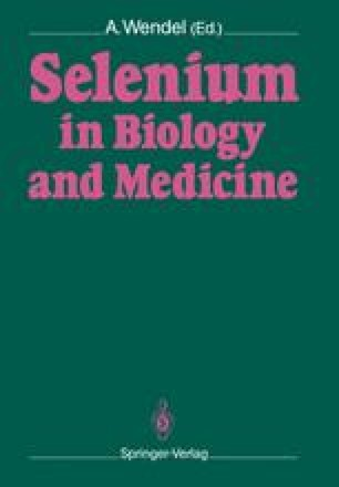 Selenium in Biology and Medicine