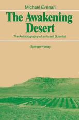 The Awakening Desert
