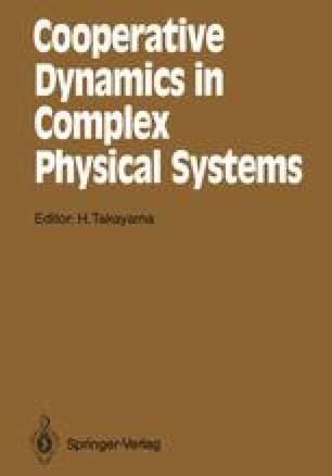 Cooperative Dynamics in Complex Physical Systems