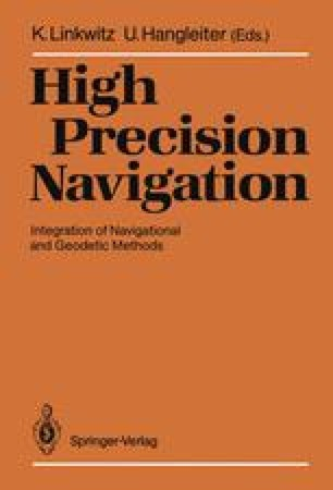 High Precision Navigation