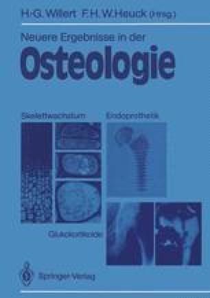 Neuere Ergebnisse in der Osteologie