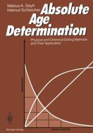Absolute Age Determination