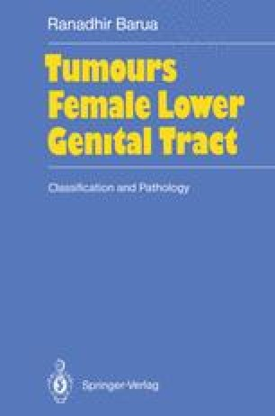 Tumours of the Female Lower Genital Tract