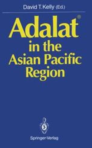 Adalat® in the Asian Pacific Region