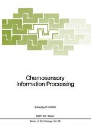 Chemosensory Information Processing