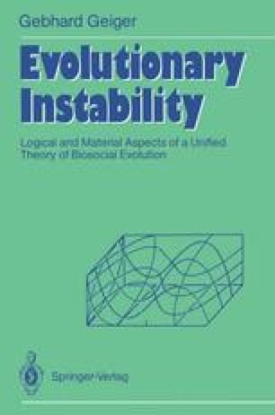 Evolutionary Instability