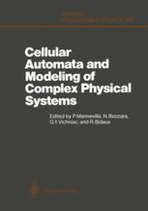Cellular Automata and Modeling of Complex Physical Systems