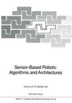 Sensor-Based Robots: Algorithms and Architectures