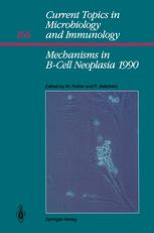 Mechanisms in B-Cell Neoplasia 1990