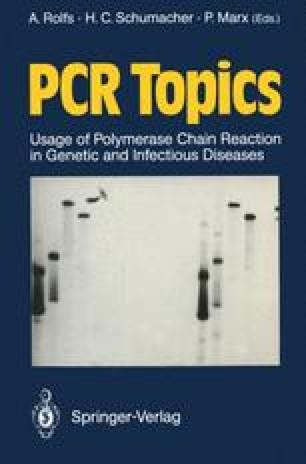 PCR Topics