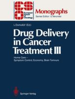 Drug Delivery in Cancer Treatment III