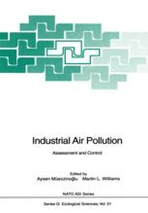 Industrial Air Pollution
