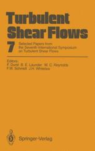 Turbulent Shear Flows 7