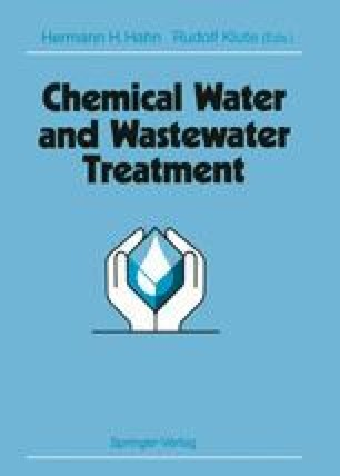 Chemical Water and Wastewater Treatment