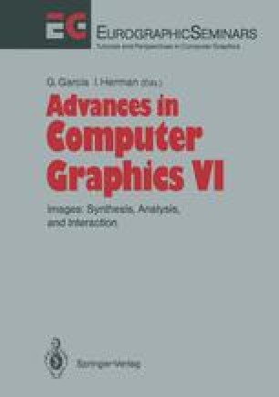 Advances in Computer Graphics