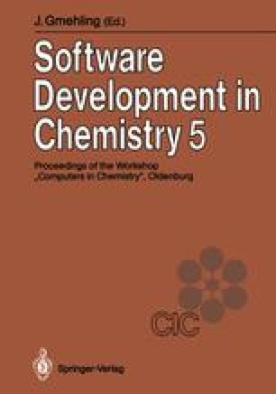 Software Development in Chemistry 5