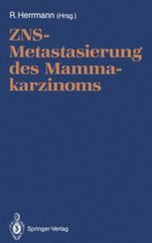 ZNS-Metastasierung des Mammakarzinoms
