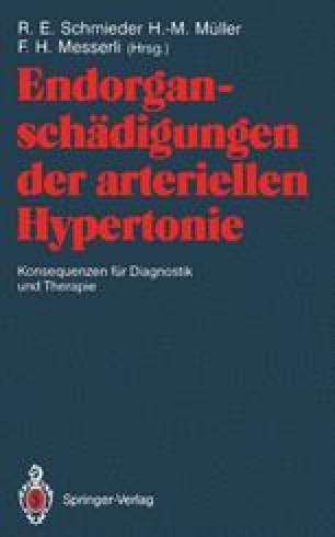Endorganschädigungen der arteriellen Hypertonie — Konsequenzen für Diagnostik und Therapie